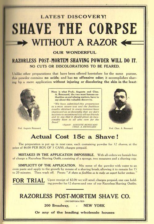 Deadpunk shave