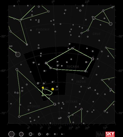 Astronomy toucan