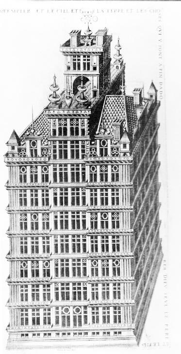 Arch skyscraper880