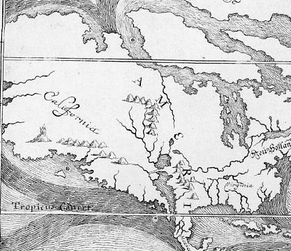 Happel map895 detail;