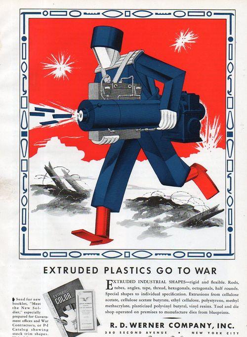 Plastic war899