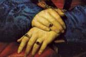 Raphael msddalena hands