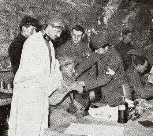 WWI  Religion underground det993