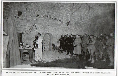 WWI  Religion underground991