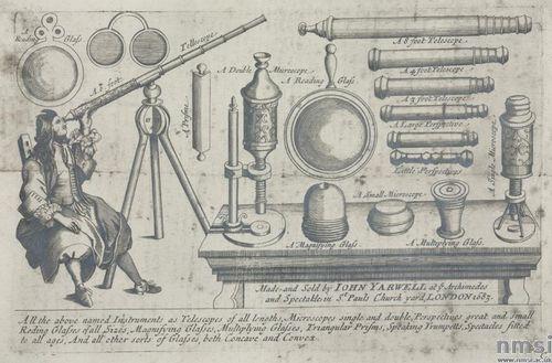 Instrument seller Yarwell