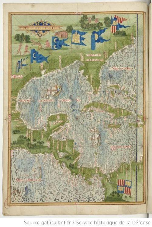 Maps--testu Southern N Amer