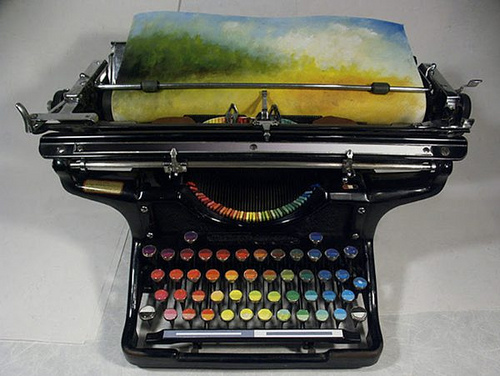 Typewriter chromatic