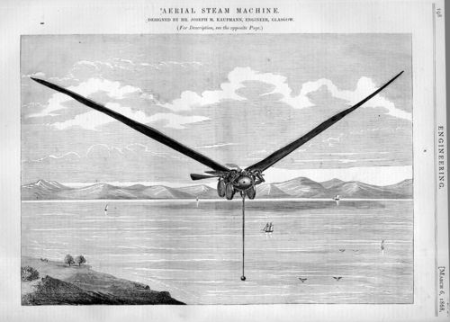 Aeroplane 1868300