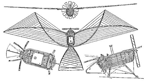 Airplane du temple
