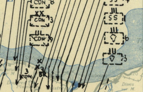 DDAy lines