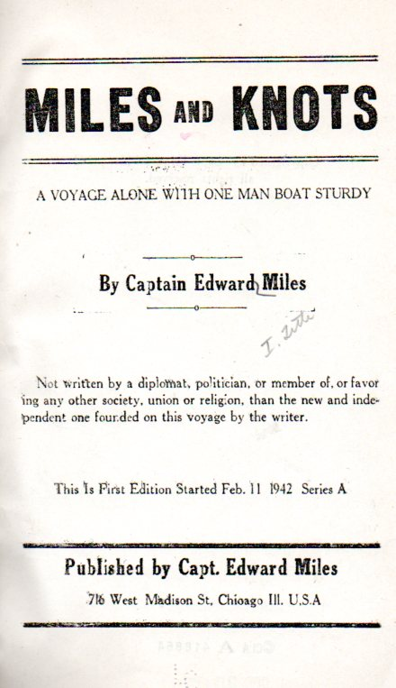 Outsider Edward Miles258