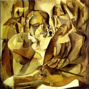 Duchamp chess