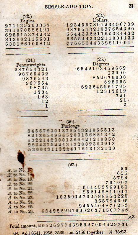 Old math399