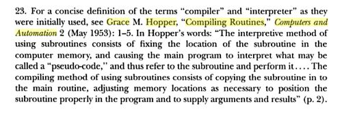 Hopper compiler