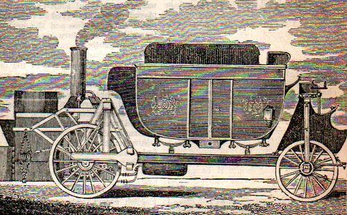 Steam engine Griffith263