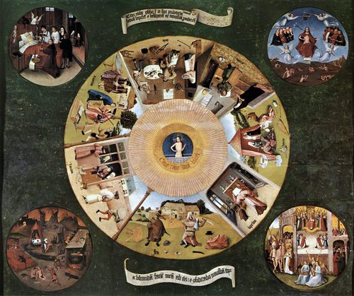 Bosch The Seven Deadly Sins