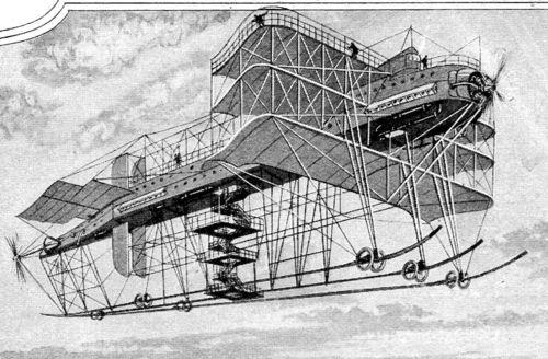 Airplane futuro335