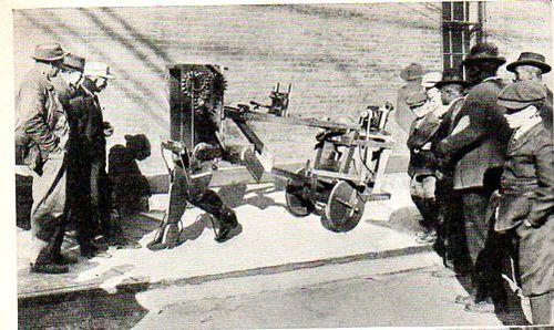 Robot tank628