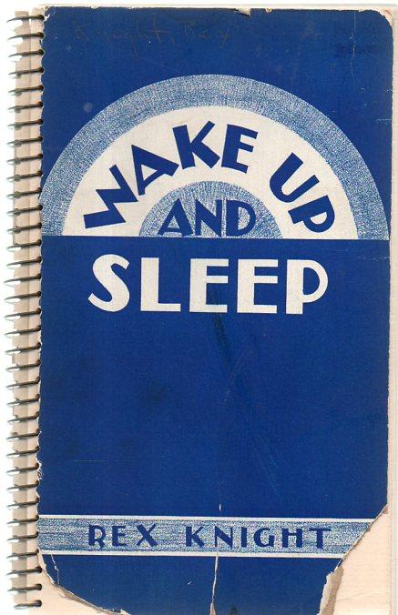 Wake up and sleep679