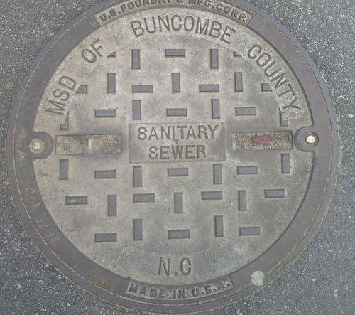 Mondrian sewer