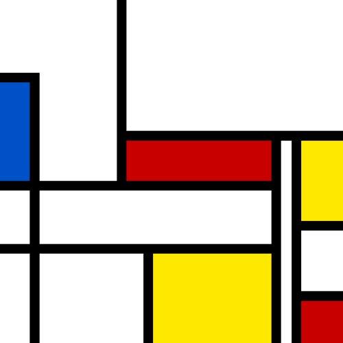 Mondrian original