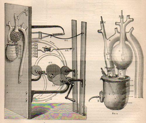 Marey mechanical heart816