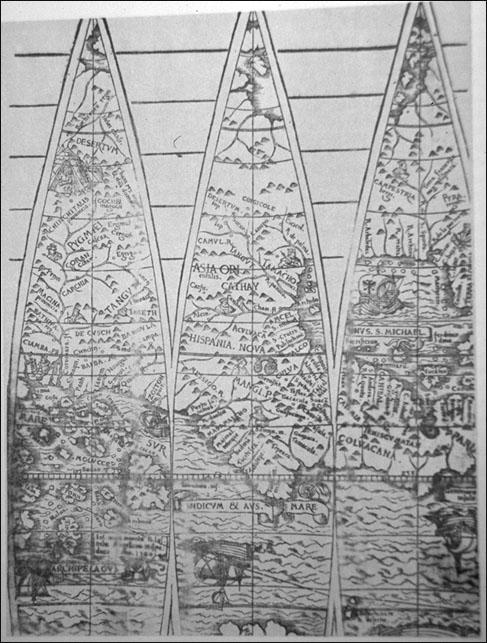 Vopell globe 1536