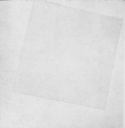 Detail  white square