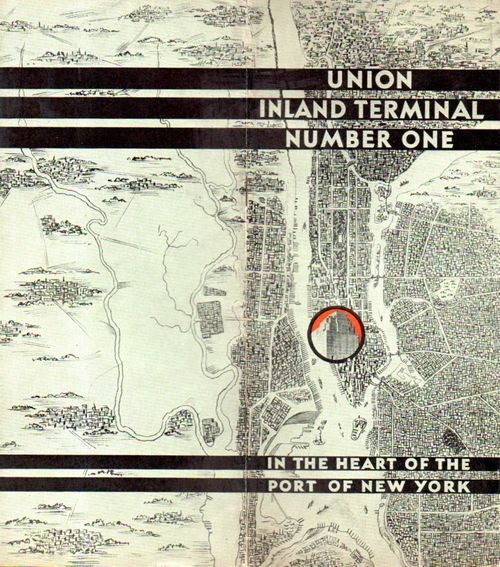 NYC map pamphlet159
