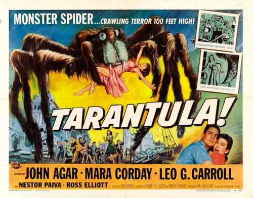 Atomic horrorr--tarantula