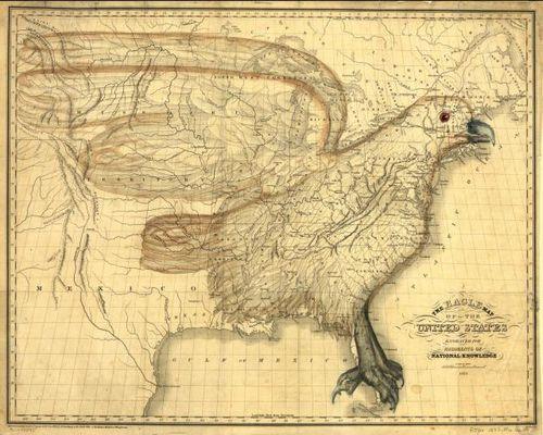 Maps Eagle America