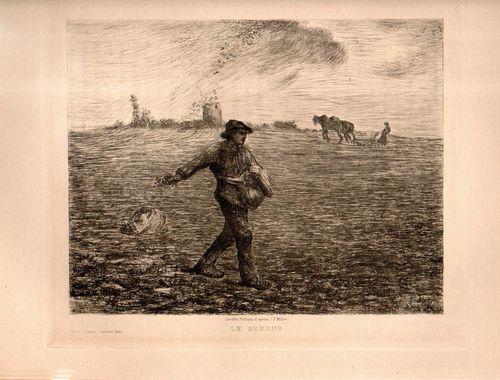 Millet sower