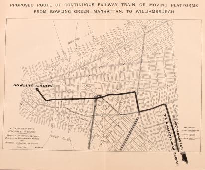 Sidewalks map