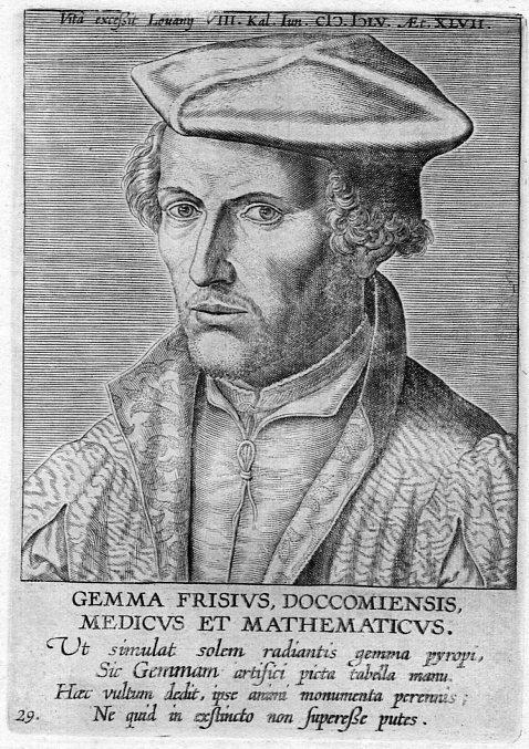 Gemma Frisius175
