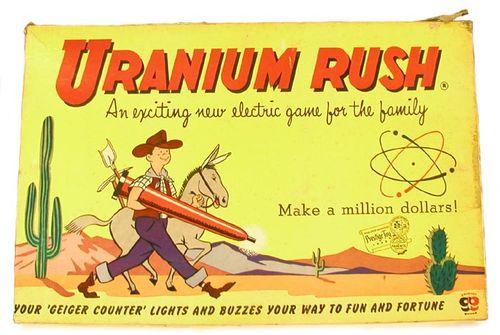 Atomic boy uranium