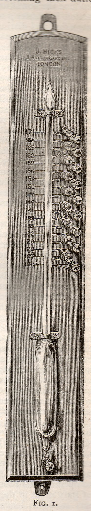Electrical thermometer072