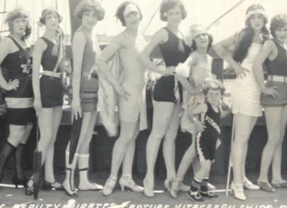 Beauty Pathe 1925 detail