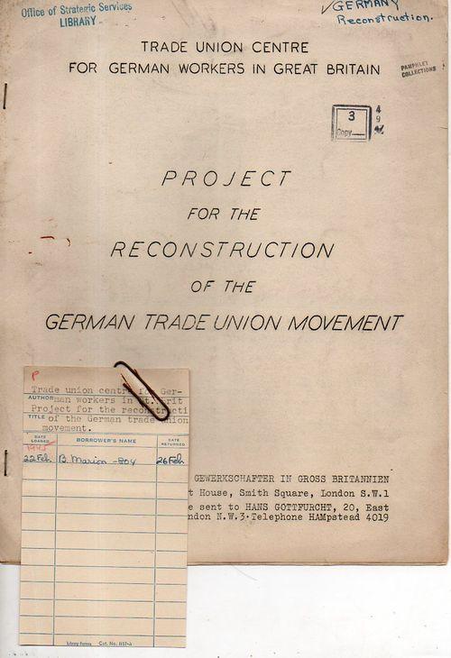 German trade union187