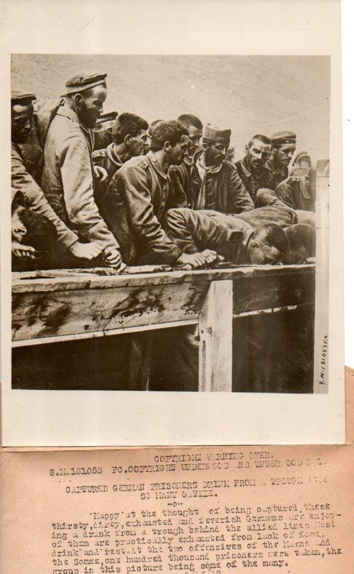 WWI--German THirsty122