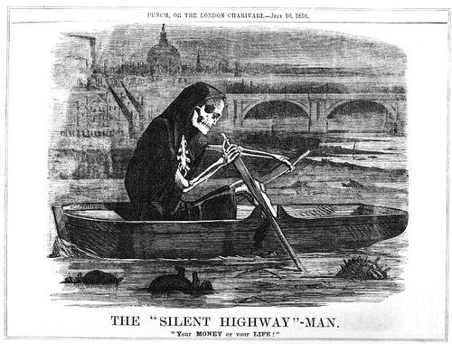 Thames 1858 silent highway man