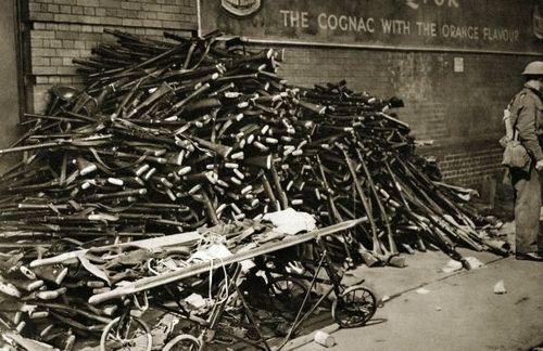 Piles--rifles