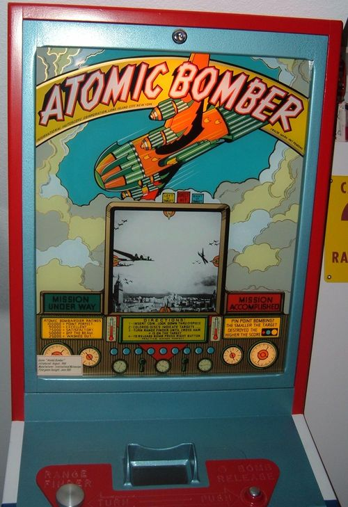 Atomic bomber 3