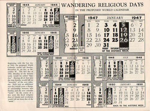 Calendar Day081