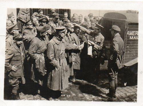 WWI Photo Mail167