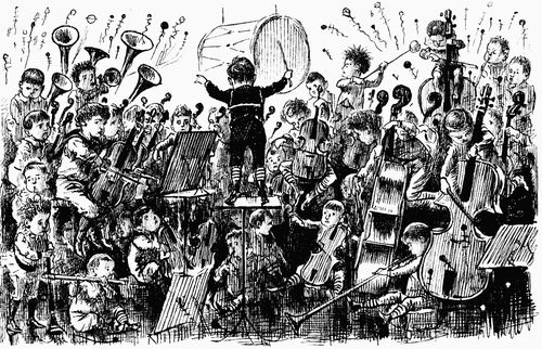 All child orchestra