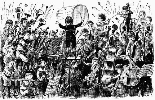 All child orchestra