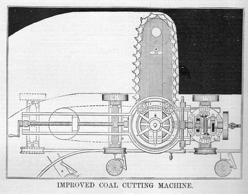 COal cutting machine194