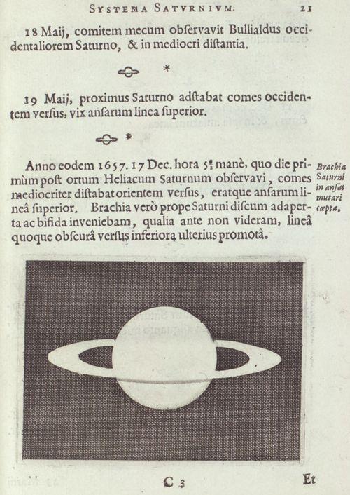 Huyghens Saturn 3