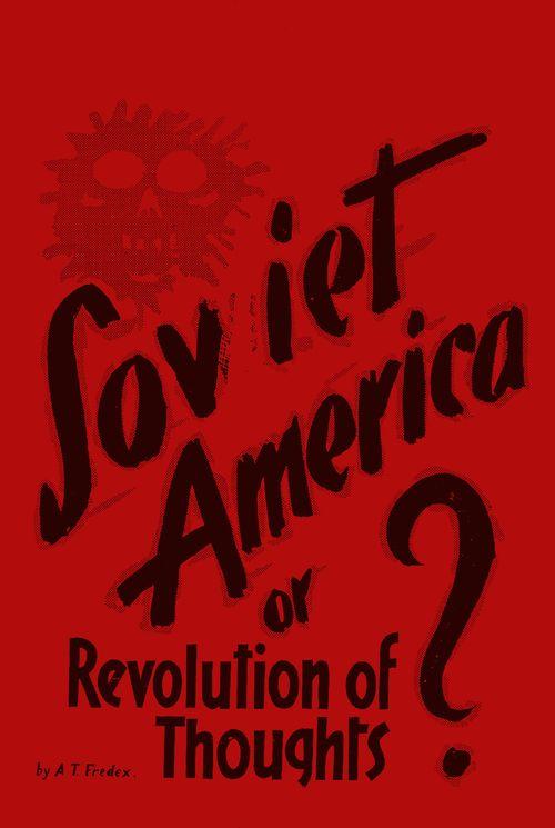 Poster soviet america375
