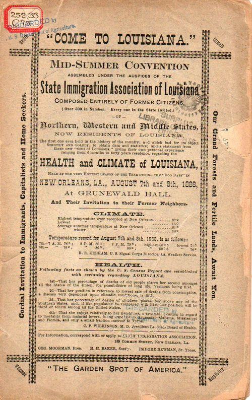 Louisiana immigration435